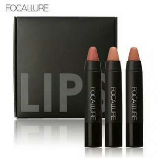 Focallure Matte Crayon Set 02 Nude Edition