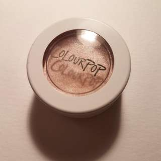colourpop super shock shadow in going rogue