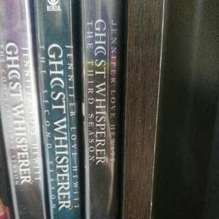 Ghost Whisperer Seasons 1-3