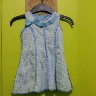 TARTE TATIN Light Blue Dress