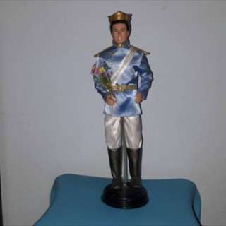 #jualmainan Preloved Barbie Ken Fairy Tale Prince Doll