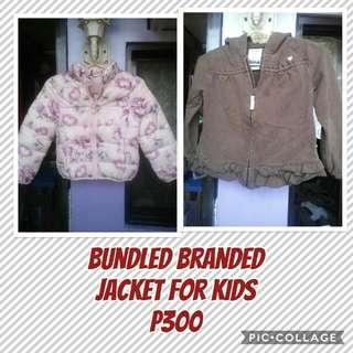 bundled jackets