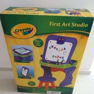 Preloved Crayola First Art Studio
