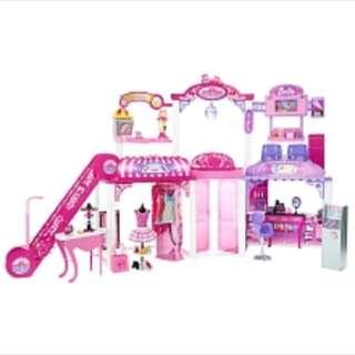 #jualmainan Barbie Mall Avenue PO.7 Hari