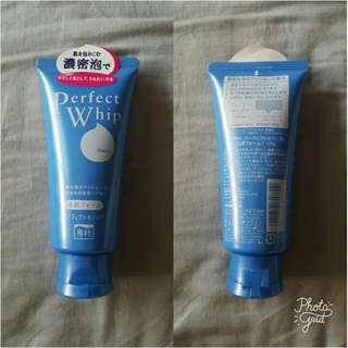Shiseido Perfect Whip Facial Wash