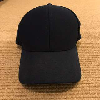 Navy Wilfred Free Hat