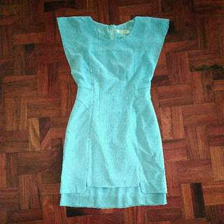Pre Loved Blue Dress