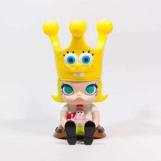 [徵求]Kennyswork Molly Spongebob 茉莉 海綿寶寶