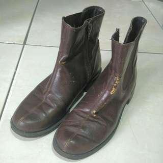 A2 Aerosoles Brown Boots