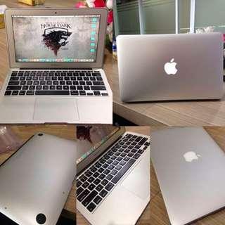 """MacBook Air 11"""" DIJUAL CEPAT SERIOUS BUYER ONLY BOLEH COD"""