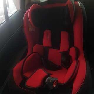 Koopers Car Seat