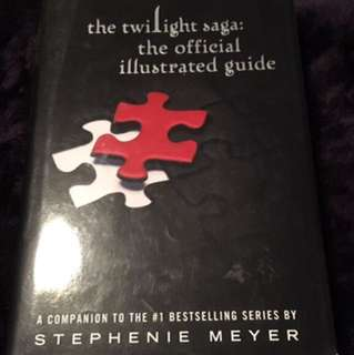 The Twilight Sage: The Official Illustrated Guide
