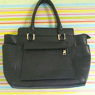 Tas Black No Brand
