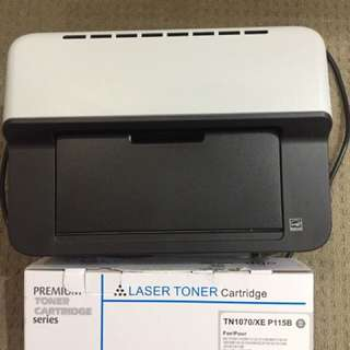Brother Laser Printer with A New Toner