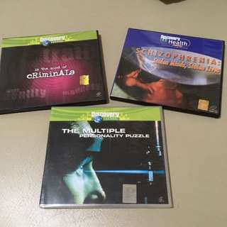 Discovery Channel VCDs