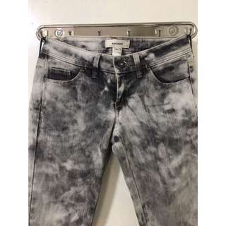 MNG Jeans Acid Wash