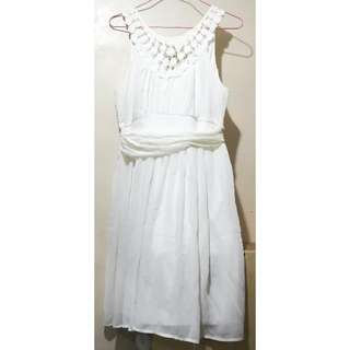 JONATHAN MARTIN White Dress