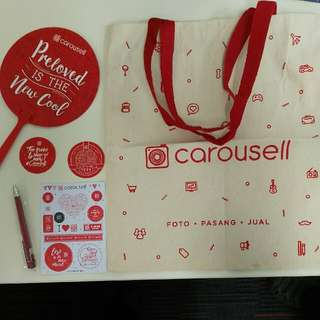 Thank you Carousell 😁