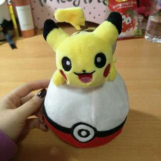 Pikachu pokeball blush