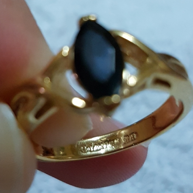 Perfect 14K HGE Lind Ring, Preloved Women's Fashion, Jewelry on Carousell PS69