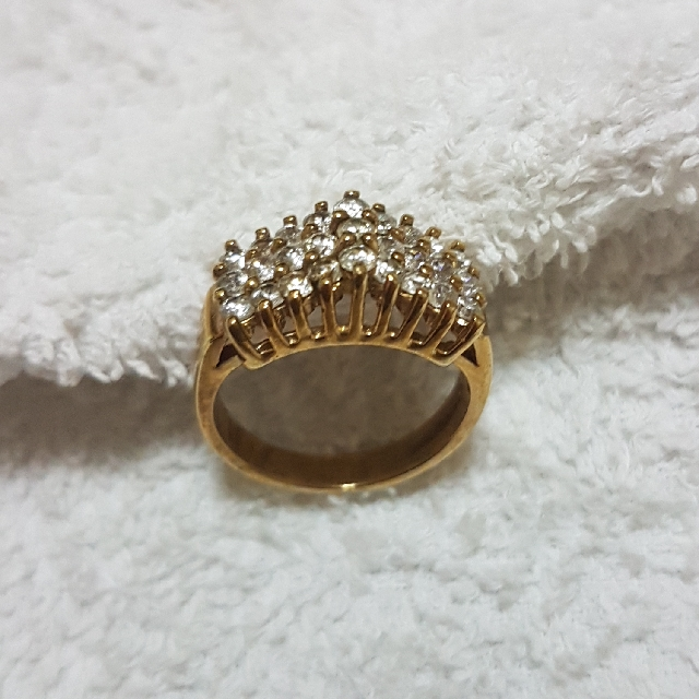 Brand-new 14K HGE Lind Ring, Preloved Women's Fashion, Jewelry on Carousell JO87