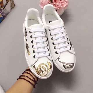 DOLCE & GABBANA Musical Instrument Sneakers