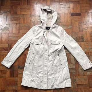 H&M Zip-Up Trench Coat