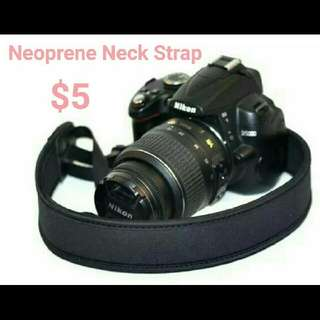 Neoprene Neck Strap