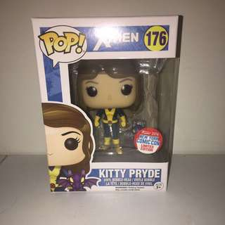 Pop Vinyl - X-Men (176) - Kitty Pryde - 2016 NYCC LE