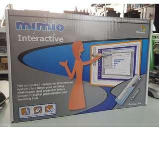 mimio Interactive Virtual Ink DMA-02 (digital presentation teaching tool) w/ Stylus Pen and Original Box