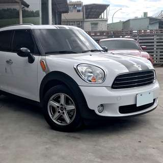 Mini Cooper Country Man One 原版件 純跑2萬