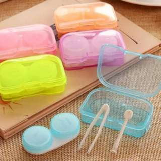 Contact Lens Container Case