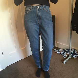 Topshop Mum Jeans