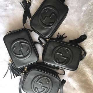Gucci Soho Disco Cross-body Bag