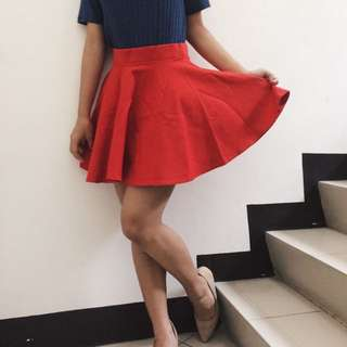 *REPRICED* Red Skirt