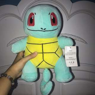 Pokemon Squirtle Doll