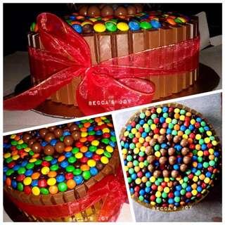 Kitkat Cakes