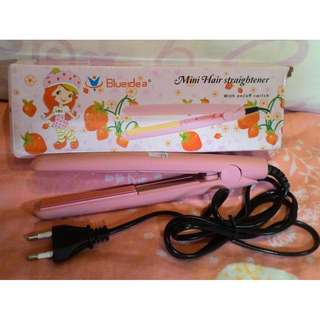 Mini Hair Straightener