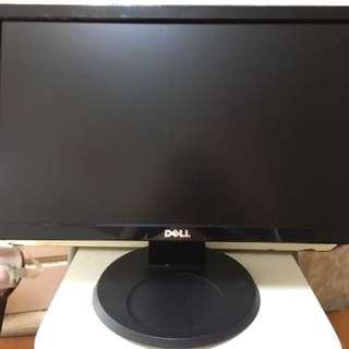 Dell 電腦顯示屏