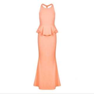 SHIEKE Maxi Dress (rrp$200)