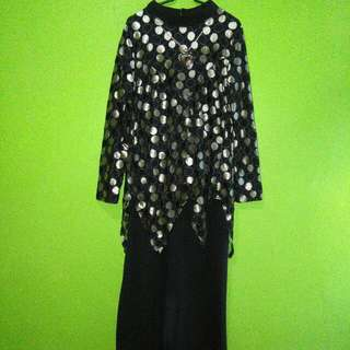 Long Dress Busana Muslim
