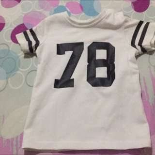 H&M Jersey Style Shirt For Kids