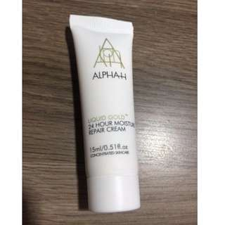 ALPHA H Balancing Cleanser With Aloe Vera Travel Size 15ml Brand New Sealed & Authentic