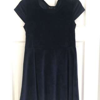Blue navy Valleygirl Dress