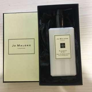 JO Malone身體乳液(黑莓與月桂葉)
