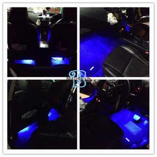 LED Interior Light Under Seat & Dashboard