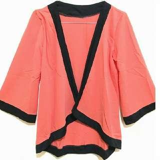Kimono Orange
