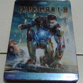 Iron Man DVD (Complete)