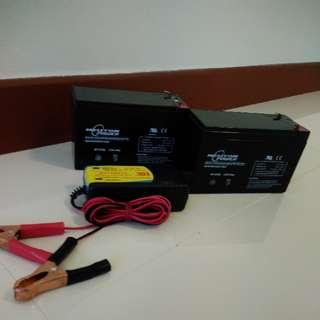 12v Lead Acid Battery $50