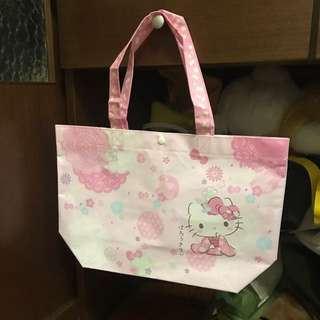 Hello Kitty 購物袋